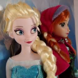 Disney Frozen Anna Elsa Dolls