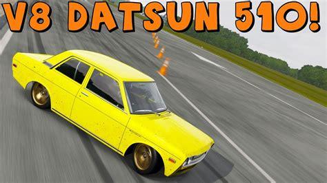 V8 Datsun 510 by Forza Motorsport 5 Datsun 510 Ls1 V8 Turbo Drift