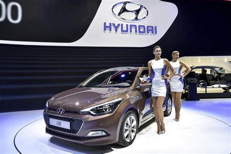 Hyundai Motor At Paris Motor Show 2014