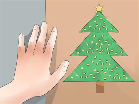 c 243 mo dibujar un 225 rbol de navidad 5 pasos con fotos