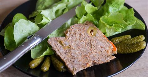 cuisiner faisan terrine de cagne aux poivrons recette terrine de
