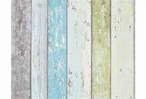 Tapete Holzoptik Blau : livingwalls hochwertige mustertapete in holzoptik surfing sailing tapete blau gr n weiss ~ Sanjose-hotels-ca.com Haus und Dekorationen
