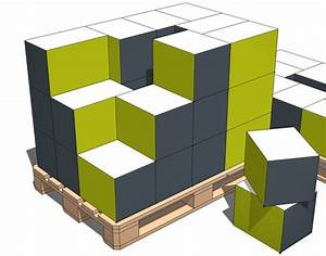 Solutions For Palletization And Optimized Container