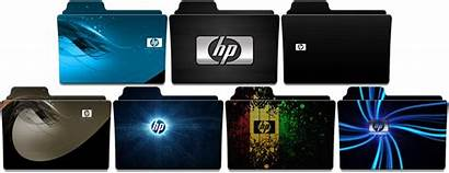 Folder Icon Hp Pack Deviantart Windows Icons