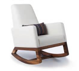 modern joya rocking chair nursery furniture by monte design