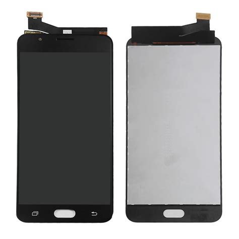 lcd  touch screen  samsung galaxy  prime black