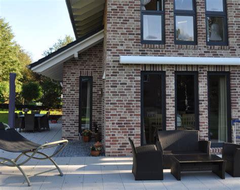 Moderne Häuser Mit Klinker by Holzrahmen H 228 User Zimmerei Bauunternehmen Hinrich Katt