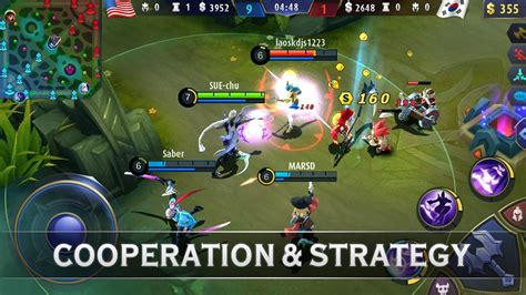 Mobile legend is an online multiplayer arena game that is designed to fight against real human opponents and where one team gets power by defeating the other team. Mobile Legends: Bang Bang for PC - Free Download (Windows 7, 8, 8.1, 10)