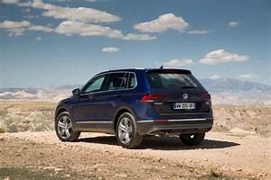 Volkswagen Tiguan Carat : essai volkswagen tiguan 2016 notre avis sur le tdi 190 4x4 dsg7 photo 19 l 39 argus ~ Gottalentnigeria.com Avis de Voitures
