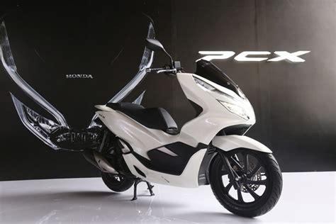 New Pcx 2018 Indonesia by Honda Apresenta Pcx Na Indon 233 Sia E Pode Chegar Ao