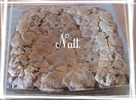 cuisine americaine recette recette cuisine americaine brookies craquants et moelleux