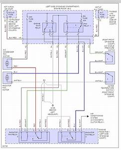 Toyota Radiator Fan Wiring Diagram