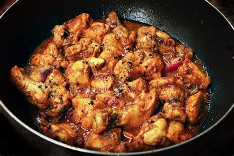 one pot black pepper chicken