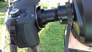 Attaching A Canon Eos 3ti To A Nexstar 6se
