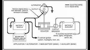Canadian Energy U2122 - Battery Isolator   101 - Youtube