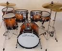 Jobeky Prestige Custom Electronic Complete Drum Kit ...