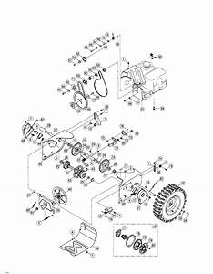 Craftsman Snow Thrower Parts
