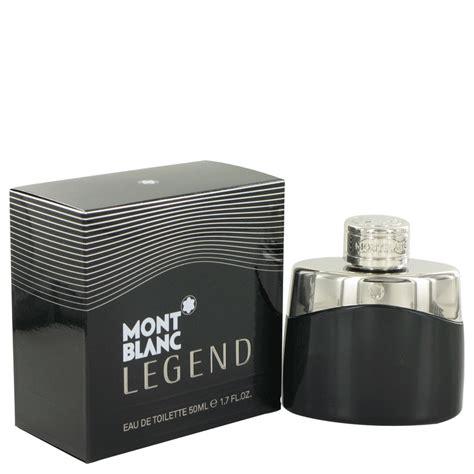 montblanc legend eau de toilette 1 6 1 7 oz edt by mont blanc for nib ebay