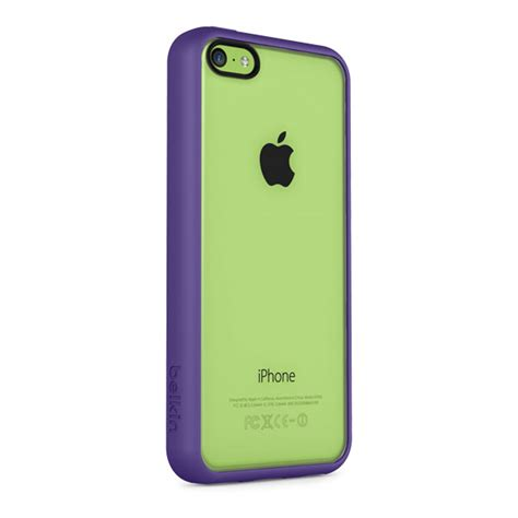 purple iphone 5c c2 wireless belkin view for iphone 5c clear