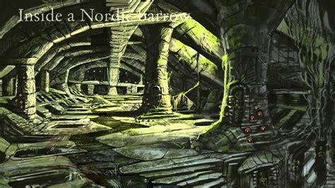 The Elder Scrolls V Skyrim Ost Nords Sorrow Concept