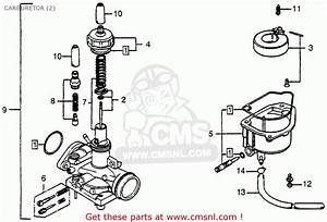 Honda Crf 230 Carburetor Diagram