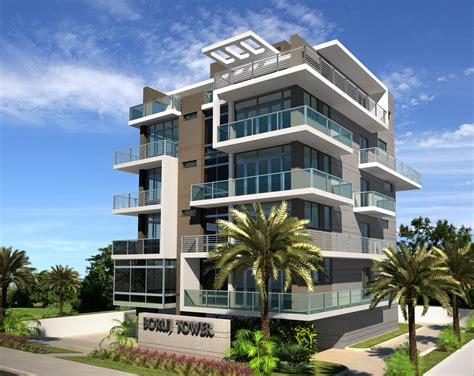 Boruj Tower Fort Lauderdale  New Condos For Sale