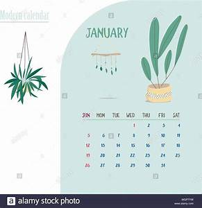 Cute Calendar Template 2020 Images 762