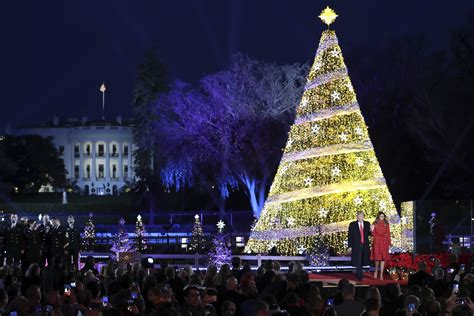 National Tree Lighting by National Tree Lighting Expected To Bring