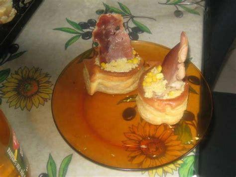 cuisine au pays du soleil recettes de jambon et feuilletés