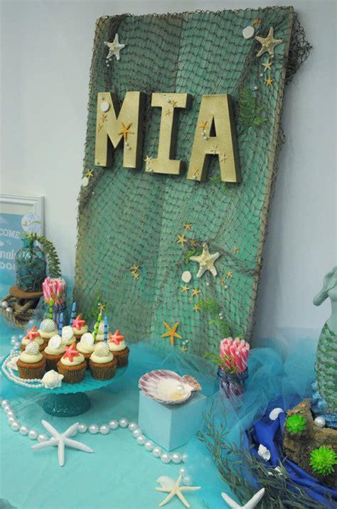 sea mermaid party evite
