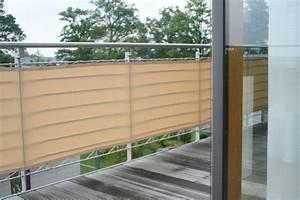 Brise Vue Pour Terrasse : brise vue brise vent balcon 65 x 300 cm ~ Dailycaller-alerts.com Idées de Décoration