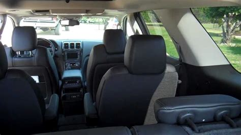 gmc acadia denali review youtube