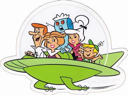 Jetsons Space Cartoon