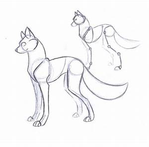 Dog Anatomy Ref by NekoZdemon on DeviantArt