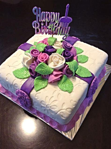 unique birthday cake  mother