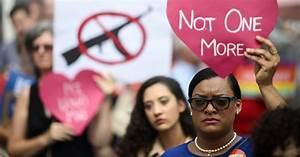 Guns  U0026 Domestic Violence Are Much More Lethal For Women Of