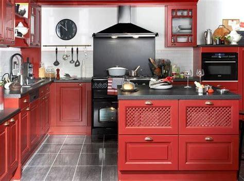 idees pour une cuisine ambiance bistrot elle decoration