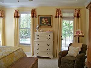 the comforts of home master bedroom curtain reveal With images of bedroom with curtains