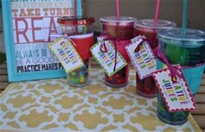 Teacher Gift Ideas My Finished Gifts} My Frugal Adventures