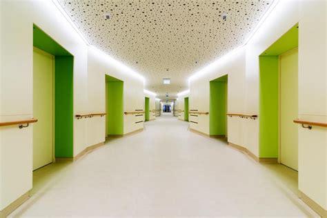 Nursing Home Hainburg In Austria By Christian Kronaus + Erhard