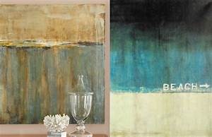 31 painting techniques for interiors and art tip junkie for Wall paint glaze ideas