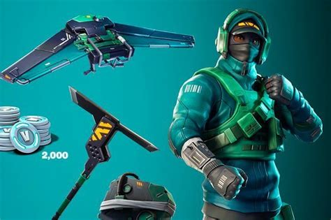 fortnite xbox skin exclusive fortnite skin for new xbox bundle makes you look like an xbox