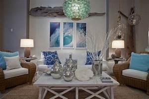10 ways add coastal casual feel for Coastal living lighting