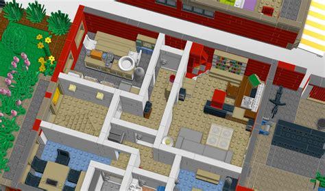 Unser Haus Aus Lego Mielkede