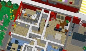 Was Braucht Man Zum Haus Bauen : unser haus aus lego ~ Lizthompson.info Haus und Dekorationen