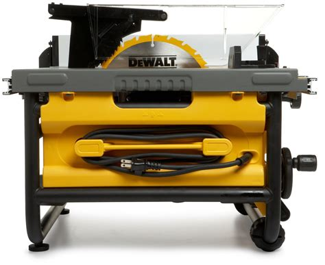 dewalt table saw dw745 today we review the best selling dewalt table saw