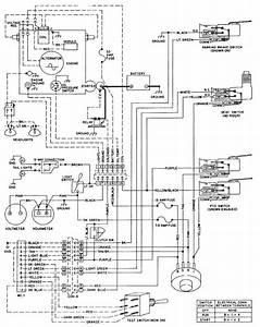 Wheel Horse C160 Wiring Diagram