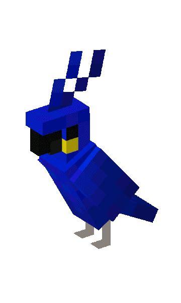parrot minecraft pc wiki fandom powered  wikia