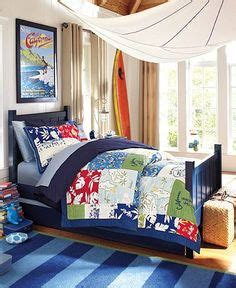 Pottery Barn Surf Bedding by Surf Bedroom On Surf Theme Bedrooms Surf Room
