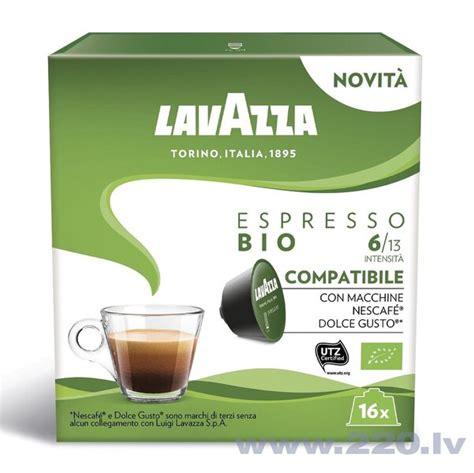 """Lavazza """"Espresso Bio"""